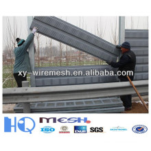 best prices of noise barriers used for the railway /railway noise barriers from guangzhou