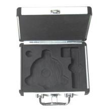 Boîte à outils en aluminium OEM personnalisée avec haute qualité
