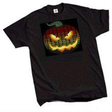 kundenspezifisches EL-T-Shirt