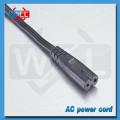 High quality 3 pin 250V brazil standard ac power cord