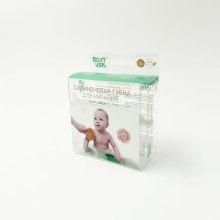 Hook type baby bottle plastic box