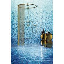 Motif de mosaïque murale en mosaïque de verre (HMP852)