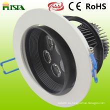 5W empotrables de iluminación LED (ST-CLS-B01-5W)