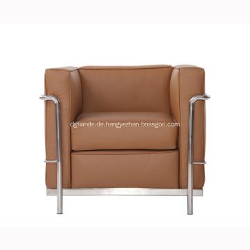 Le Corbusier LC2 Ledersofa Reproduktion
