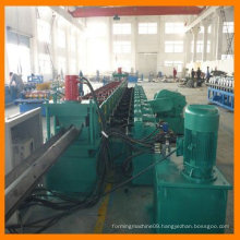 highway guard rail cold Roll Forming Machine price of running