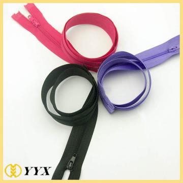 custom no.3 opened end coil nylon zipper