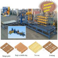 Máquina de madeira de alta qualidade Máquina de pregar Máquina de montagem de madeira