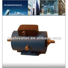 Motor magnético del freno del elevador