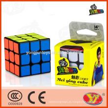 Yang Cong diseño Cong de diseño de la venta caliente Meiying 3 capas de magia 3d profesional cubo