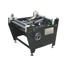 Double Sides Paper Cover Edge Folding Wrapping Machine