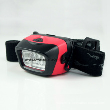5ledsuper Bright Waterproof LED Headlamp (HL-1008)