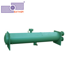 Copper Shell and Tube Heat Exchanger for Water Chiller