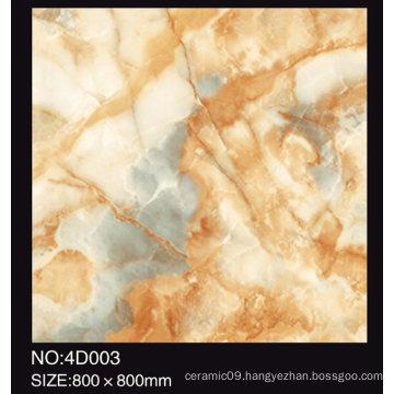 High Quality 60X60 Beautiful 3D Porcelain Glazed Carpet Tile