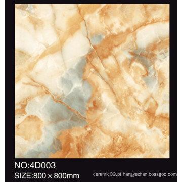 Alta qualidade 60X60 Beautiful 3D Porcelain Glazed Carpet Tile