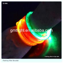 economic party decoration cheap blinking beads for bracelet