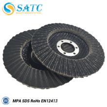 Disque à lamelles adapté aux besoins du client de carbure de silicium avec de haute qualité