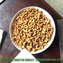 Agent de désulfuration du fabricant 3.0mm, désulfuration d'oxyde de fer pour l'adsorption de gaz de gaspilleur