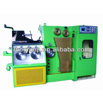 14DT(0.25-0.6) Copper fine wire drawing machine with ennealing