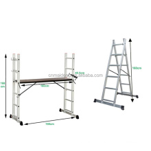 High Quality Scaffolding Hanging Aluminium Ladders Made in China