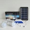 Energy Saving Solar Lighting System