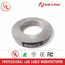 Cable estructurado del sistema de cobre, cable de la red CAT5E