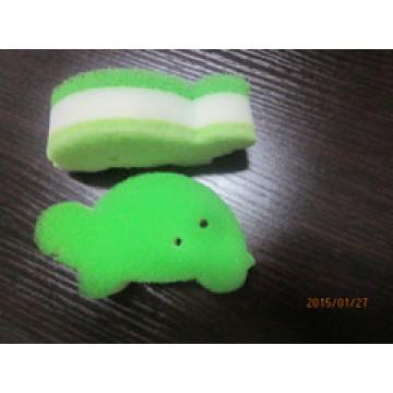 Turtle Shape Filtro Esponja