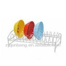Placas de cocina de trece rejillas y tazón de fuente