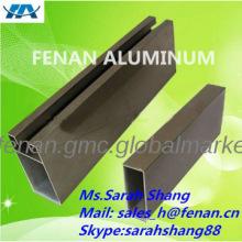 China top aluminium profile manufacturers