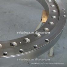 Platine de grand diamètre PSL de fabricants de roulements de rotation