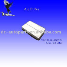 Auto Pleated Air Handling Unit Air Filter