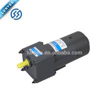 Motor de engranaje reversible ac pequeño eléctrico de 40w a bajas revoluciones por minuto con caja de cambios