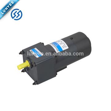 40Вт низких оборотах небольшой электрический переменного тока реверсивный редукторный двигатель с коробкой передач