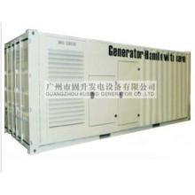 Generador diesel trifásico de Kusing Ck318000 50Hz
