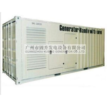 Kusing Ck318000 50Hz Three-Phase Diesel Generator