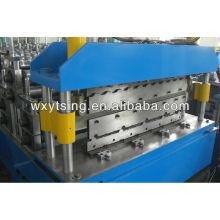 15.0KW e 19 Estações Metal Double Layer formando a máquina com o produto Tile and Wall Panel Perfis