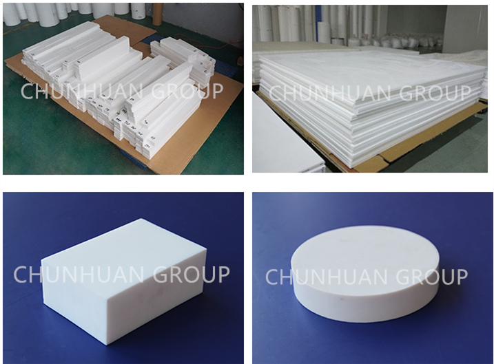 PTFE Filled Recycle Sheet