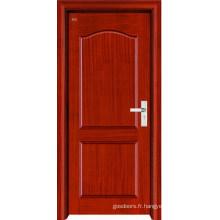 Porte intérieure en bois (LTS-105)