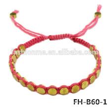 crochet de bracelets perles bracelet or neufs