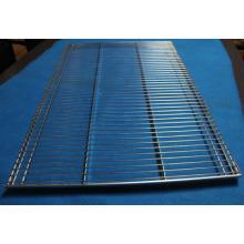 Pantalla de malla de alambre de rejilla de alambre de acero de pared de listones