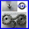 Stainless steel/Carbon steel roller chain sprockets manufacturer