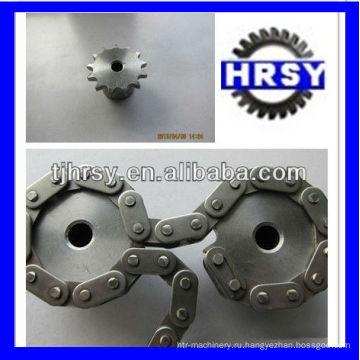Цепи из нержавеющей стали/ролика стали углерода колеса производитель