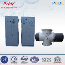 2016 Nueva máquina de esterilización UV de agua potable de presión media