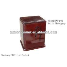 urnas de cremação de madeira