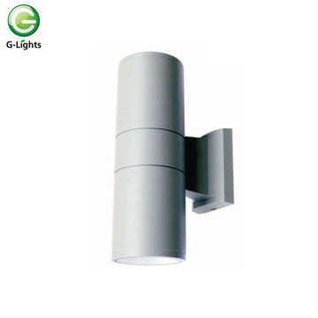 IP65 de 14 vatios de aluminio europeo de pared de luz