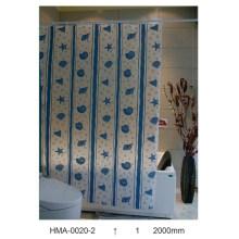 Cortina de ducha de PVC