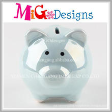 Cute Pig Hot Selling Everyday Ceramic Piggy Bank