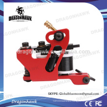 Wholesale Handmade Iron Tattoo Machine Liner Machine Red Color