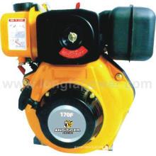 Motor diesel de buena calidad de 5.5HP aprobado por CE y Soncap (AD170F)