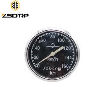 Tachymètre moto 750CC 0-160km numérique atv moto compteur de vitesse pour CJ-K750