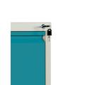 4 Drawer Vertical Filing Cabinet Steel File Cabinet